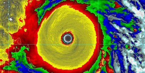 Typhoon Could Be One Of The Strongest Storms In World History | Social Studies | Scoop.it