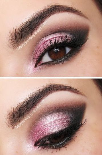 Exotic Glitter Cat Eye Makeup | At Home Beauty Treatments | Scoop.it