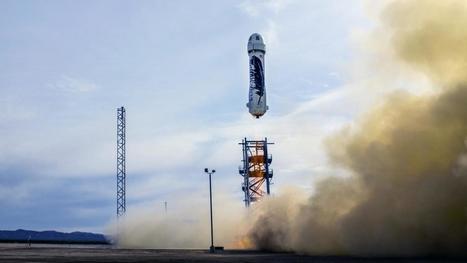 VIDEO. Une fusée réussit pour la première fois à atterrir à la verticale après un lancement | E-Tourisme et E-candidatures ! | Scoop.it