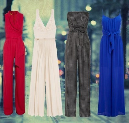 Jumpsuit Styling Tips | Fashion for Women | Scoop.it