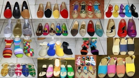 June 2013 Women's Flat Shoes and Sandals - Katrina's Clothing | Philippine Fashion | Scoop.it