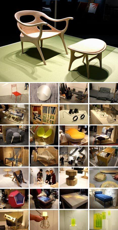 Core77 Photo Gallery: Stockholm Furniture Fair 2011 - Core77   CRAW   Scoop.it
