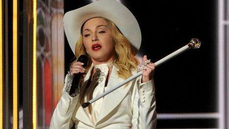 Madonna parrainera les Pussy Riot en concert à New York | Industrie musicale et évènementielle | Scoop.it