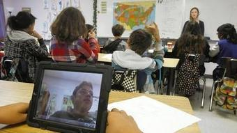 iPad use out of sync with LA charter school's philosophy - Los Angeles Times   Education Seminar   Scoop.it
