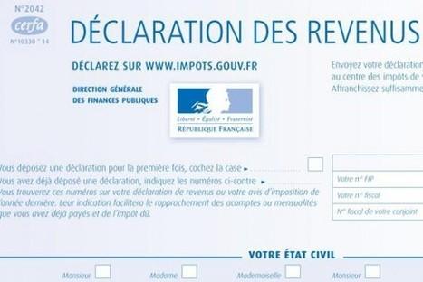Déclaration d'impôts : Attention au phishing ! | Libertés Numériques | Scoop.it