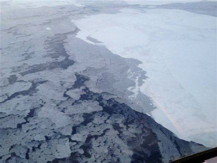 Study: Arctic getting darker, making Earth warmer | WWWBiology | Scoop.it