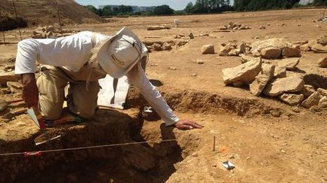 EN IMAGES | Près de Quimper, un chantier met au jour de nombreux vestiges archéologiques | L'observateur du patrimoine | Scoop.it