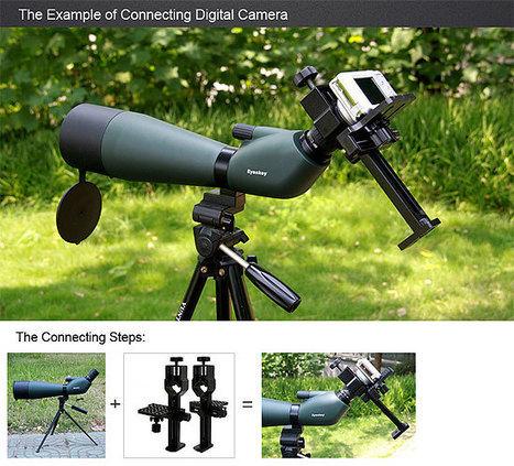 Eyeskey EK8380 20-60x80 Spotting Scope Review | World of Optics | Scoop.it