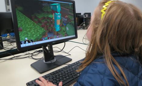 Minecraft para introducir a los niños en la programación | LabTIC - Tecnología y Educación | Scoop.it