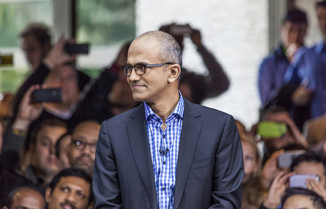 Microsoft's new CEO says Ballmer and Gates 'pressure-test you ... | Jobs, careers and companies | Scoop.it