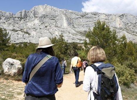 Aix : avec l'appli Ecobalade, on randonne curieux et futé | CRAKKS | Scoop.it