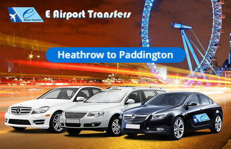 Cheap london airport taxi, minicab from paddington to heathrow | Taxi | Scoop.it