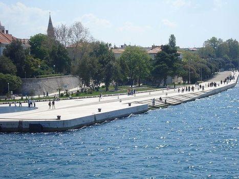 Sea organ Zadar | DESARTSONNANTS - CRÉATION SONORE ET ENVIRONNEMENT - ENVIRONMENTAL SOUND ART - PAYSAGES ET ECOLOGIE SONORE | Scoop.it