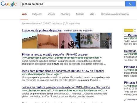 Como hacer posicionamiento web con imágenes | Saber mas en tecnología, compartir es la via | Scoop.it
