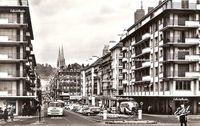 Le Blog de Rouen, photo et vidéo: Rouen des années 50 ... La rue de la République | MaisonNet | Scoop.it