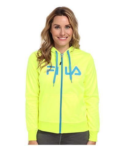 Fila Plaited Fleece Full Zip Hoody   Fashion Zone   Scoop.it