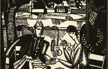 Un autre regard sur la Grande Guerre : Images de l'artiste Jean-Emile Laboureur (1877-1943) au Château des ducs de Bretagne. | Histoire 2 guerres | Scoop.it