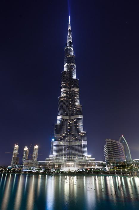 Burj Khalifa - Top Leading Tourist Attraction of Dubai   Travel Tour Guide   Scoop.it
