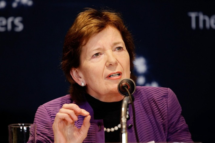 Mary Robinson: Climate Change's Gender Gap | Dare To Be A Feminist | Scoop.it
