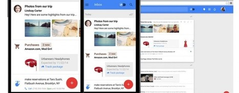 Google Says Inbox May Never Replace Gmail | social media lsi | Scoop.it