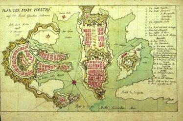 The stories behind Malta's historical maps - MaltaToday | Cartography | Scoop.it