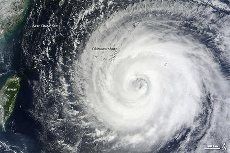 Typhoon Muifa | Geospatial | Scoop.it