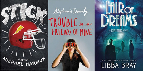 40 YA Books You Need On Your Summer Reading List | Now that I have your attention... | Scoop.it
