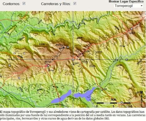 ANTONIO ARETXABALA DÍEZ | Nuevas Geografías | Scoop.it