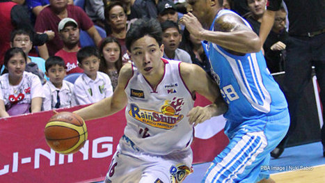 PBA: Chan sizzles, helps Rain or Shine survive in Finals series | Philippine Basketball Association at its finest | Scoop.it