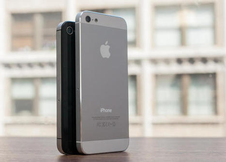 iPhone 6 will raise screen size close to 5 inches, says analyst | Beta permanent | Scoop.it