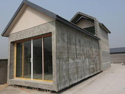 Addio alla malta, adesso la casa si costruisce con la stampante 3D - Corriere della Sera | Prefabbricati | Scoop.it