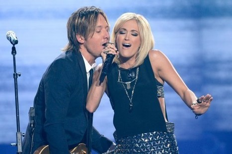 Keith Urban, Carrie Underwood The Fighter Faced an Obstacle | Country Music Today | Scoop.it