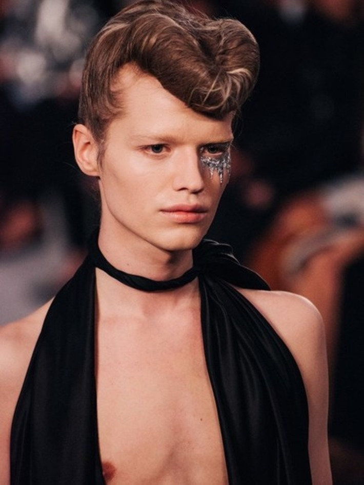 Meet the boys leading Margiela's gender revolution | Let's Get Sex Positive | Scoop.it