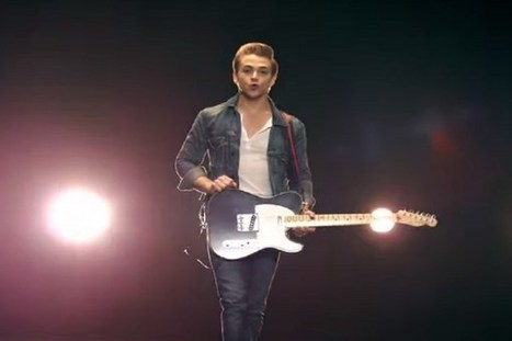 Hunter Hayes Parties Like He's '21′ in New Music Video | Country Music Today | Scoop.it