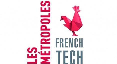 "Neuf villes décrochent le label ""French Tech""   Equations territoriales   Scoop.it"