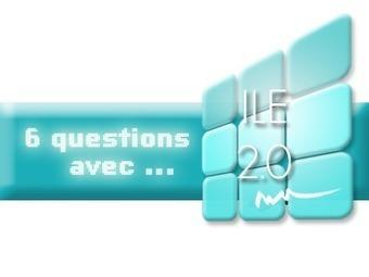 6 questions avec Fabrice Vezin / E-santé :: Île 2.0   health 20   Scoop.it