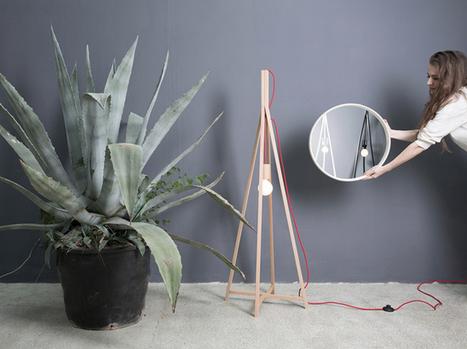 Serbian Design: Presek // Lampemm · Happy Interior Blog | Interior Design & Decoration | Scoop.it