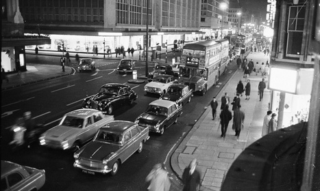 End of the car age: how cities are outgrowing the automobile | Guardian | The Programmable City | Scoop.it