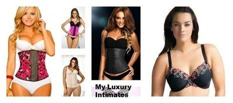 Faith Michelle Luxury Intimates ~ ZINpea | Fashion | Scoop.it