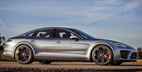 Next-gen Porsche Panamera - early details emerge - Paul Tan | Porsche | Scoop.it