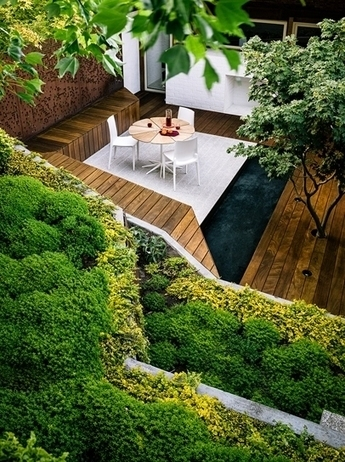 Hilgard Garden Terrace - Ekaterina Astafyev - Archh | Architecture & Interior Design network | Scoop.it