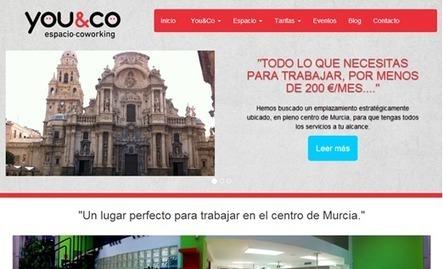 You&Co; Espacio  de Coworking en Murcia | Coworking Spaces | Scoop.it