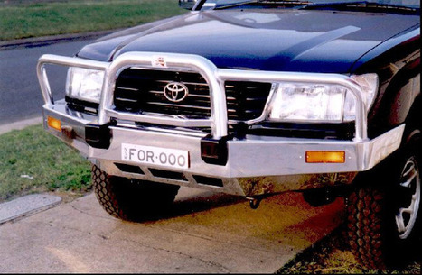 Rear Protection Bars – Additional Accessories for Cars | Commercial Vehicle Accessory | Scoop.it