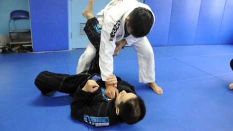 Open Guard Passing Drills w/ Kris Kim. | iRoll.tv | Brazilian Jiu-Jitsu | Scoop.it