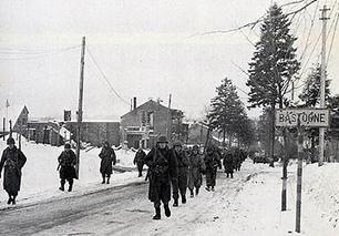 101st Airborne at Bastogne, Dec 1944 #WW2 #History... | History Around the Net | Scoop.it