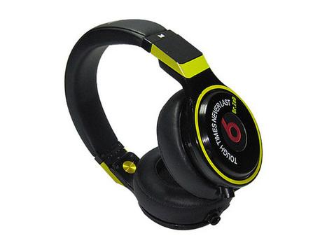 Eye-catching Monster Pro Special Editon Detox On-Ear Headphones Yellow Black_hellobeatsdreseller.com   Monster Beats Detox   Scoop.it