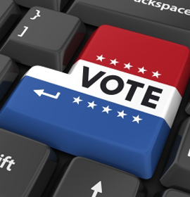"""What's in a """"Like""""?: Social Media and the Election 