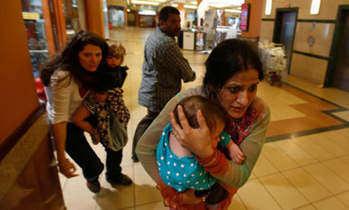 Westgate mall attacks: urban areas are the battleground of the 21st ... | Black Education | Scoop.it