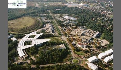 Le CESI rejoindra en 2019 le Technopôle du Madrillet au sud de Rouen | Usine du Futur | Scoop.it
