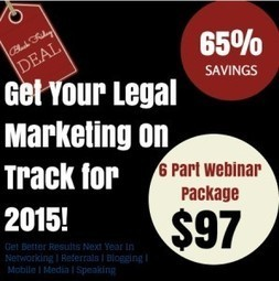 Black Friday Offer for Lawyers - 65% Savings On Your Legal Marketing - LawMarketing.com - The Premier Resource For Information on the Business of Law | Law | Scoop.it